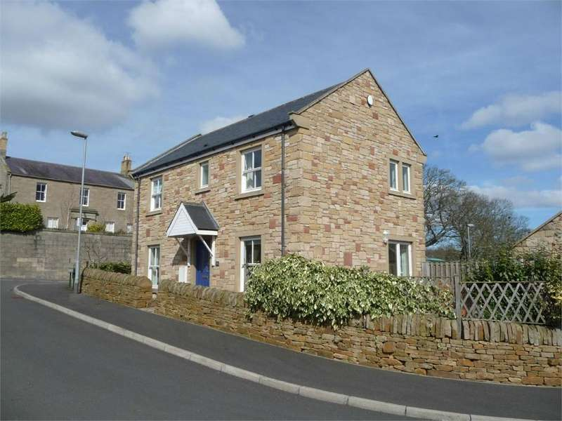 3 Bedrooms Semi Detached House for sale in Tweed Meadows, Cornhill on Tweed, Northumberland