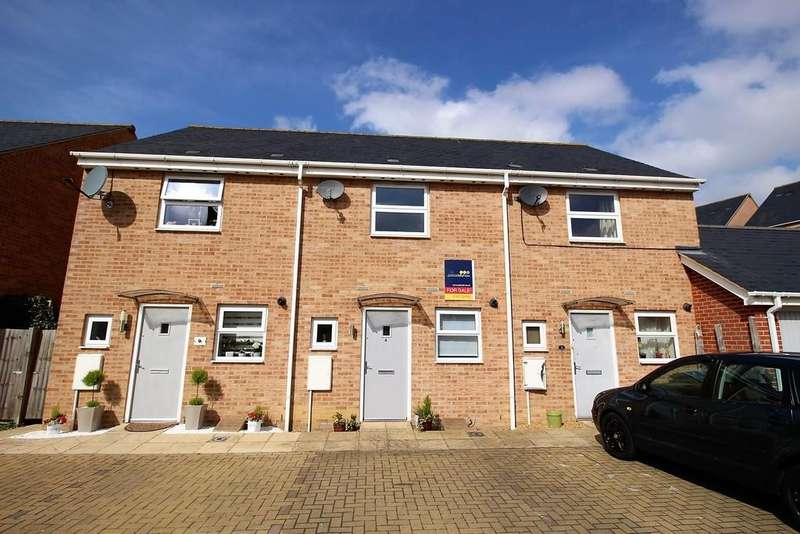 2 Bedrooms Terraced House for sale in Whitley Road, Upper Cambourne, Cambridge