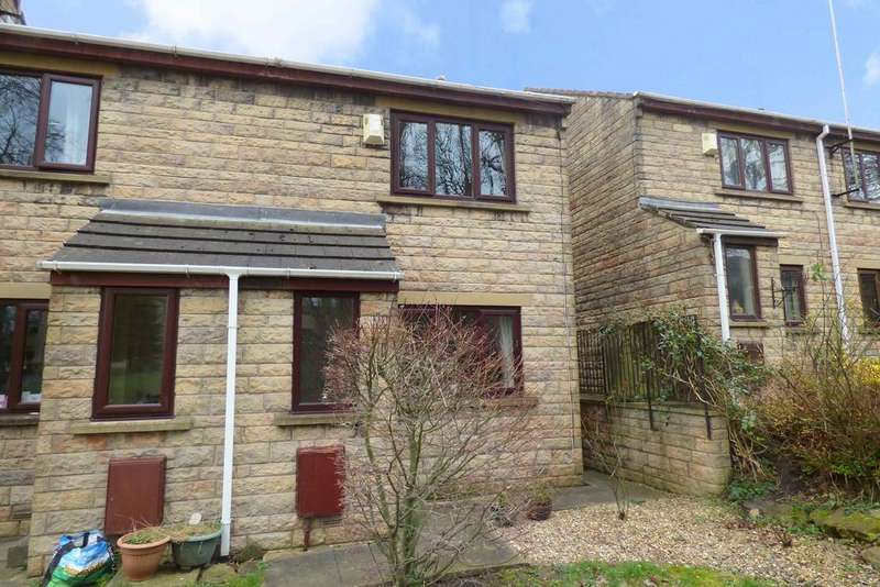 2 Bedrooms End Of Terrace House for sale in Tofts Grove, Rastrick, Brighouse HD6