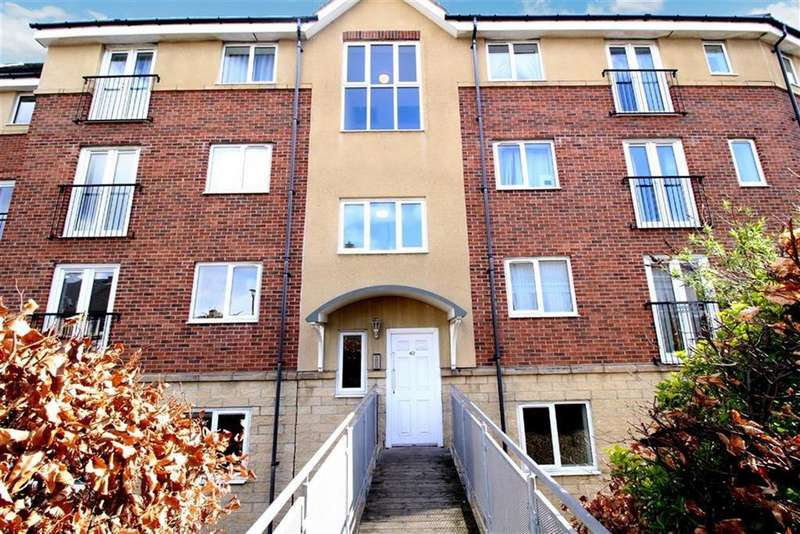 2 Bedrooms Flat for sale in Chillingham Road, Newcastle-upon-Tyne, NE6