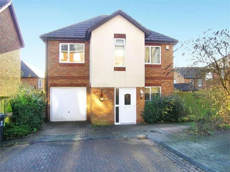 4 Bedrooms Detached House for sale in Brandreth Gardens, Penylan, Cardiff