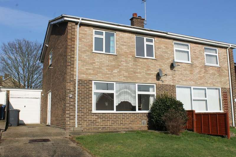 3 Bedrooms Semi Detached House for sale in Ipswich