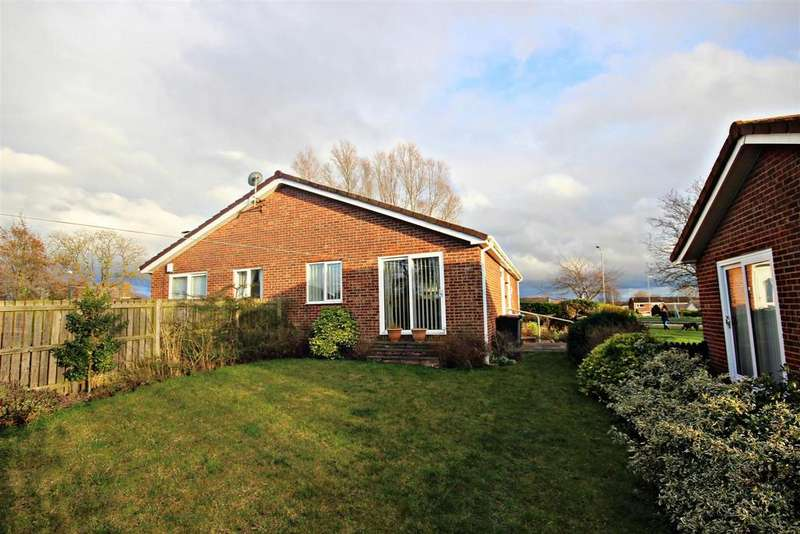 1 Bedroom Terraced Bungalow for sale in Glanton Close, Chester Le Street