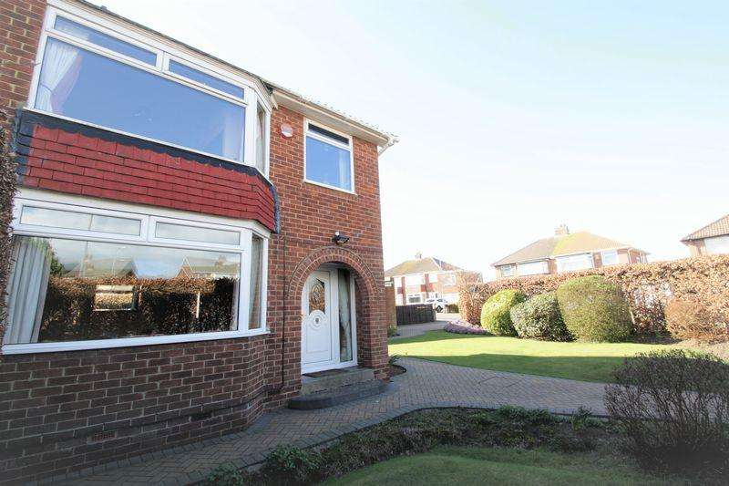 3 Bedrooms Semi Detached House for sale in Fairwell Road, Fairfield, Stockton, TS19 7HS