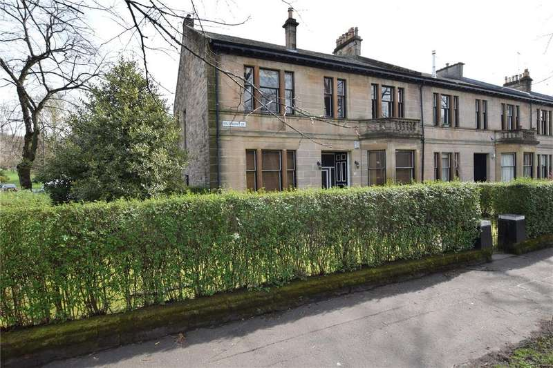 3 Bedrooms Apartment Flat for sale in Balshagray Drive, Broomhill, Glasgow