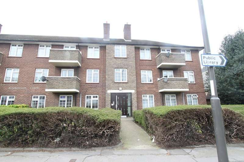 2 Bedrooms Ground Flat for sale in Mottingham Road, Mottingham