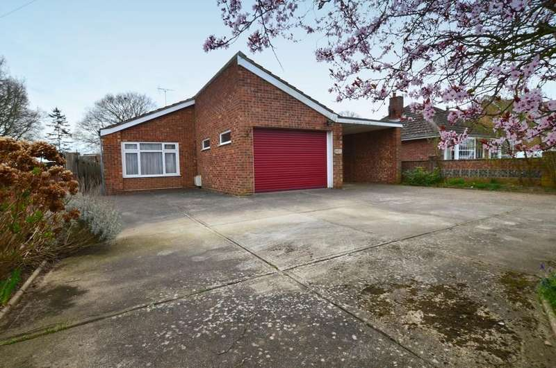 4 Bedrooms Detached Bungalow for sale in Windrush Road, Kesgrave