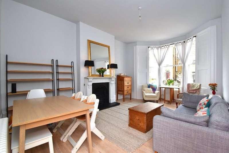 1 Bedroom Flat for sale in Tressillian Road SE4