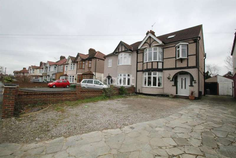 4 Bedrooms End Of Terrace House for sale in Havering Road, Romford