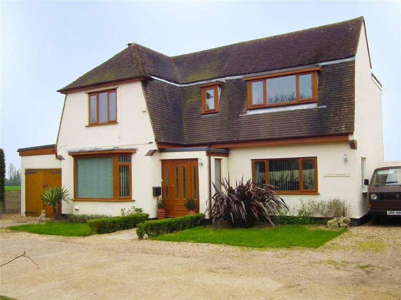 4 Bedrooms Detached House for sale in Island Road, Canterbury, Kent, CT3