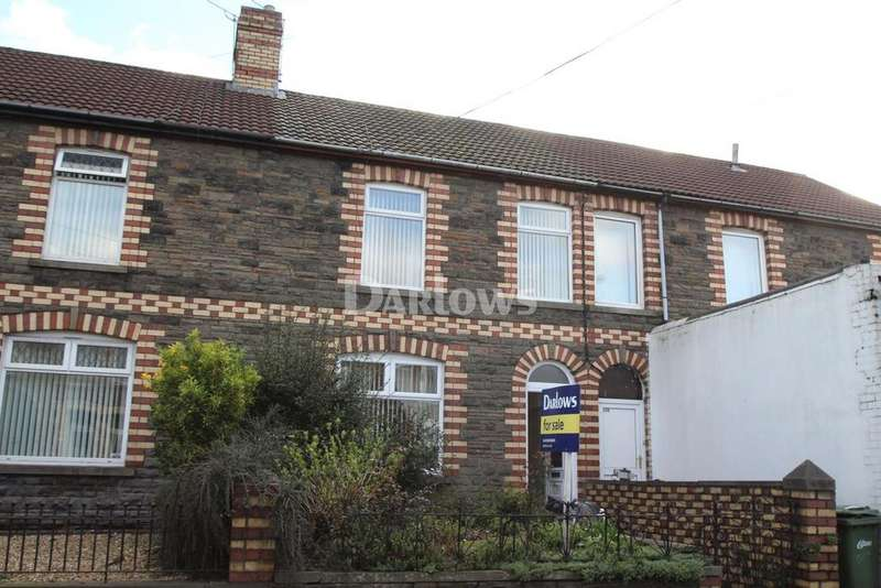 4 Bedrooms Terraced House for sale in Mill Road, Caerphilly