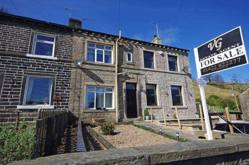2 Bedrooms Terraced House for sale in Oldham Road, Sowerby Bridge