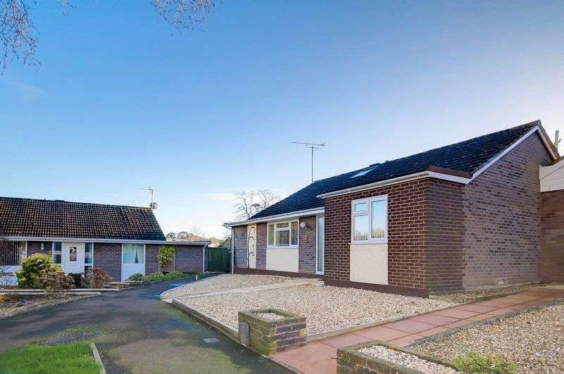 2 Bedrooms Semi Detached Bungalow for sale in Heavitree, Exeter