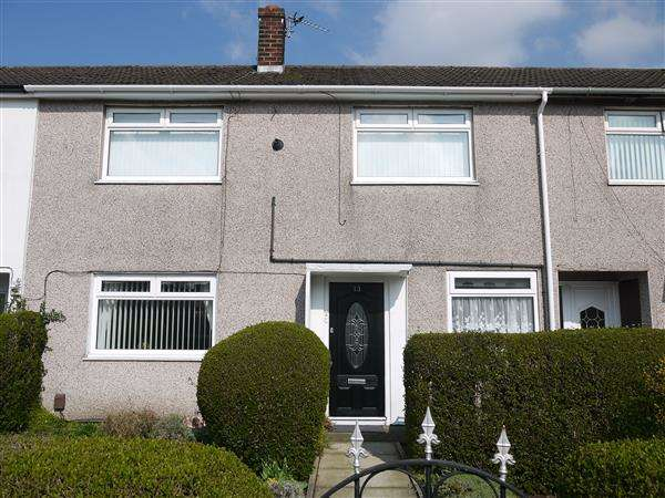4 Bedrooms Terraced House for sale in St Augustines Way, Netherton