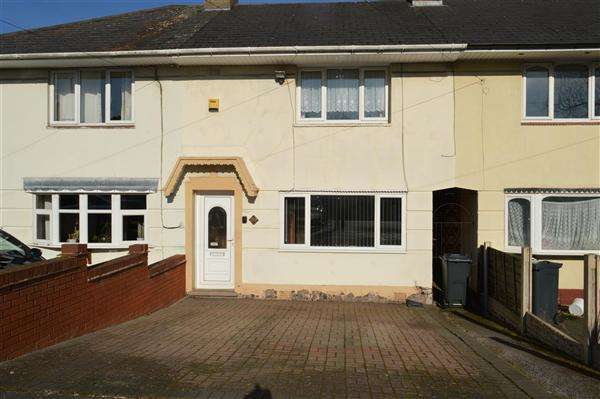 2 Bedrooms Terraced House for sale in Hurlingham Road, Kingstanding, Birmingham