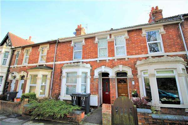 Terraced House for sale in Euclid Street, Swindon