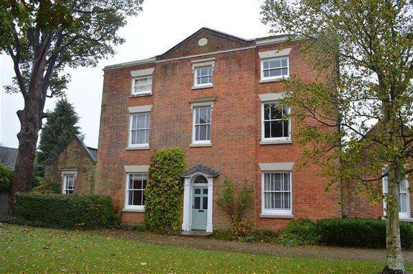 2 Bedrooms Apartment Flat for sale in Libbard House, Stonebow Avenue, Solihull