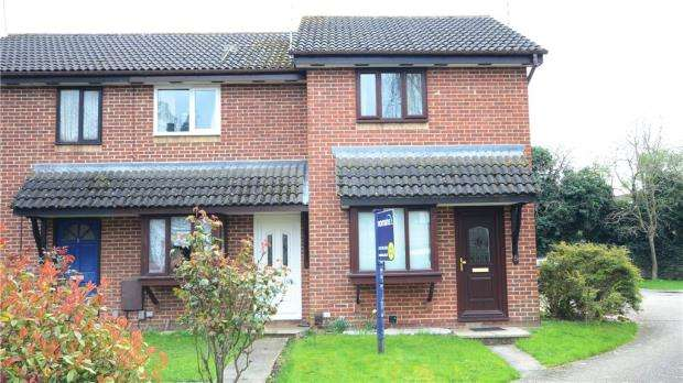 1 Bedroom End Of Terrace House for sale in Charles Evans Way, Caversham, Reading