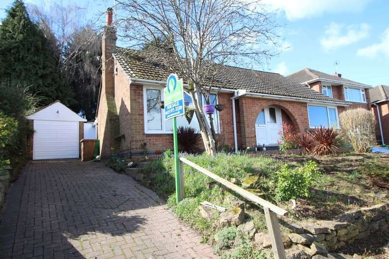 3 Bedrooms Detached Bungalow for sale in Christina Crescent, Nottingham, NG6