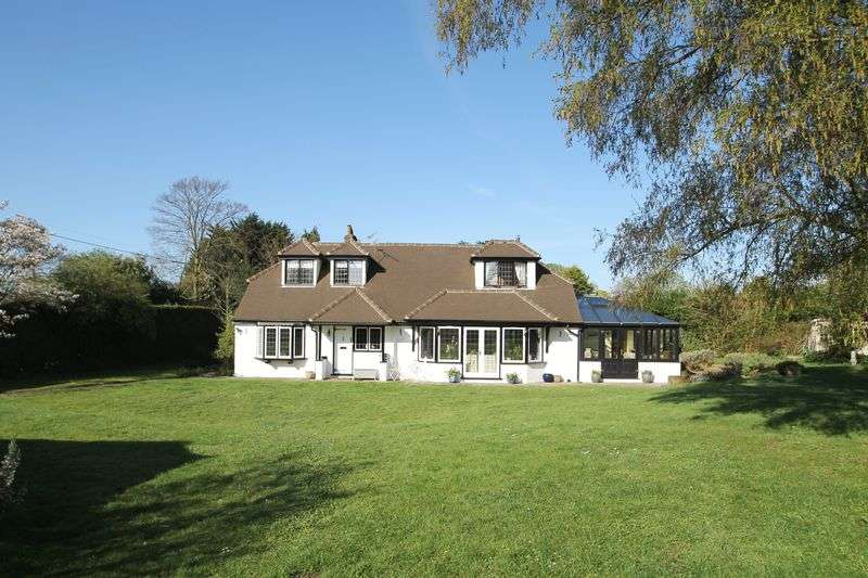 5 Bedrooms Detached House for sale in Rural Send