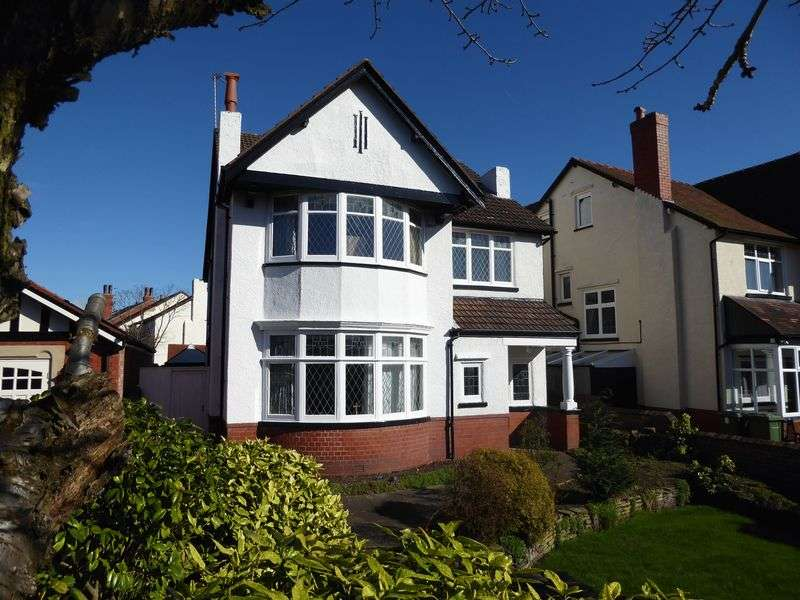 5 Bedrooms Detached House for sale in Allerton Road, Hesketh Park, Southport