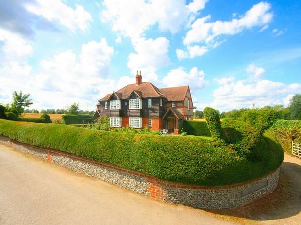 3 Bedrooms Cottage House for sale in Netherwylde, RADLETT, Hertfordshire