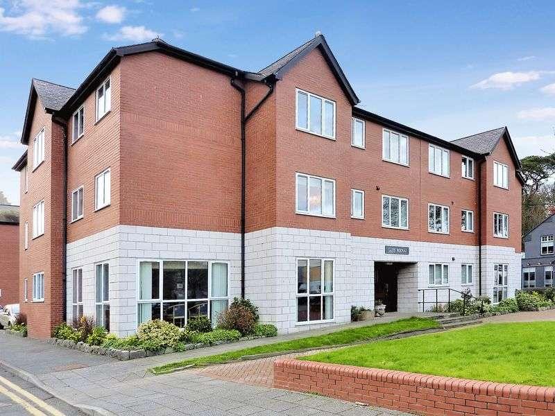 1 Bedroom Flat for sale in Llys Menai, Dale Street, Menai Bridge, Anglesey
