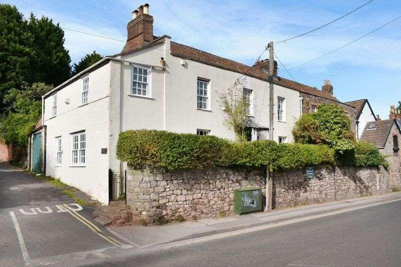 4 Bedrooms Semi Detached House for sale in Long Ashton Road, Long Ashton