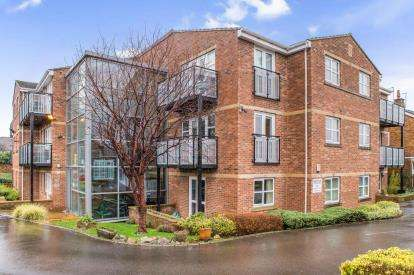 2 Bedrooms Flat for sale in Boroughbridge Road, York, North Yorkshire