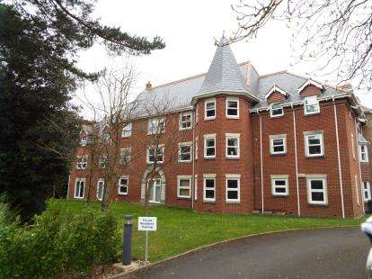 2 Bedrooms Flat for sale in Flat, Portland Place, Braidley Road