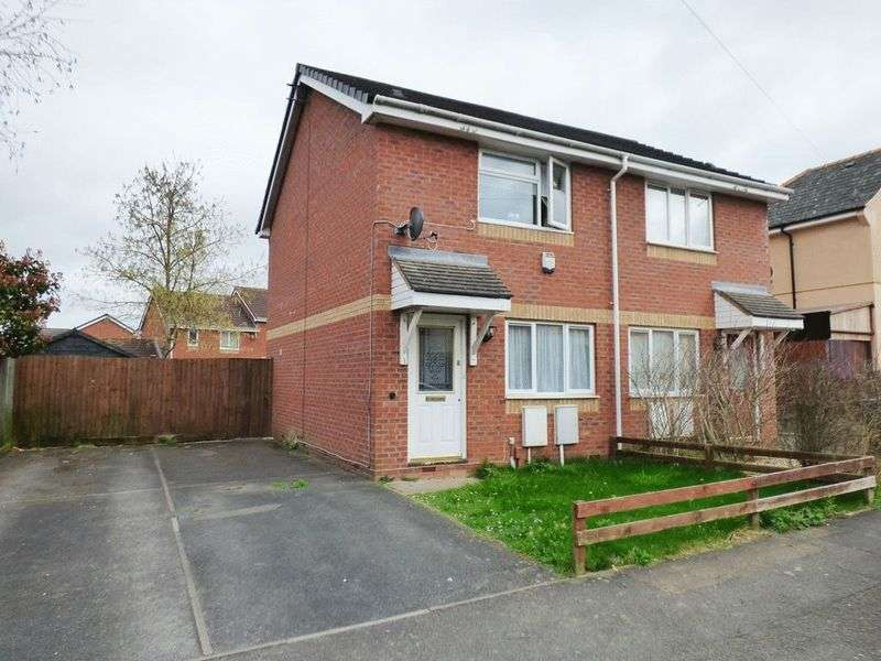 2 Bedrooms Semi Detached House for sale in Gloucester, Gloucestershire