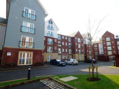 1 Bedroom Flat for sale in Saddlery Way, Chester, Cheshire, CH1