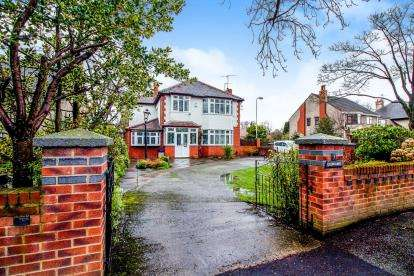 4 Bedrooms Detached House for sale in Grange Park, Maghull, Merseyside, England, L31