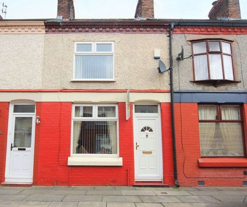 2 Bedrooms Terraced House for sale in Mindale Road, Wavertree, Liverpool, L15