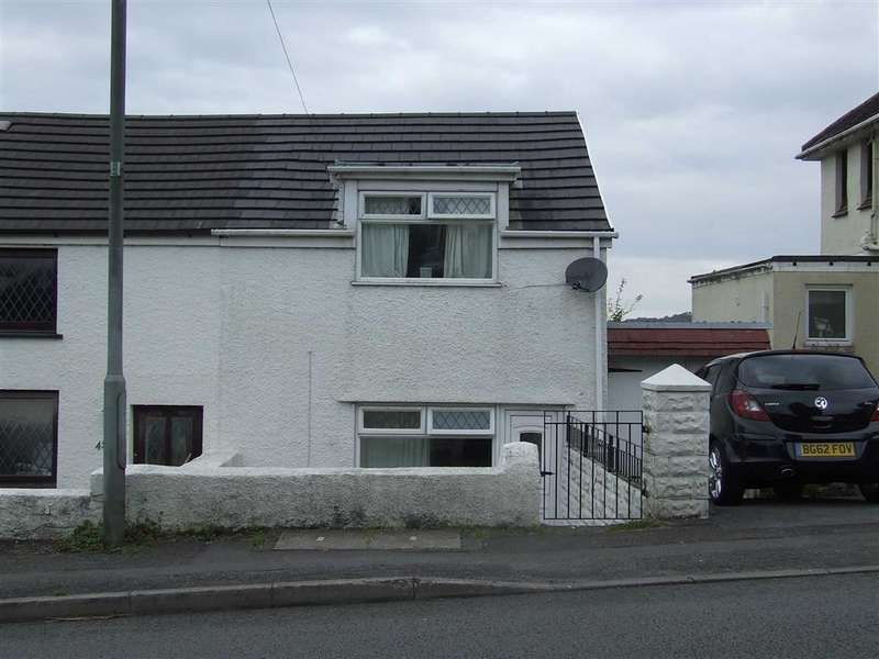 2 Bedrooms Semi Detached House for sale in Gower Road, Killay