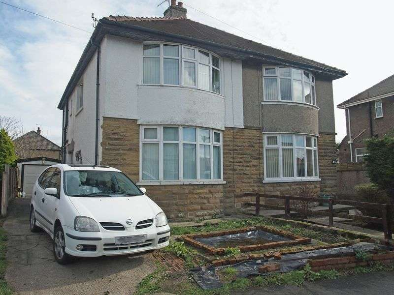 3 Bedrooms Semi Detached House for sale in Woodhill Lane, Morecambe