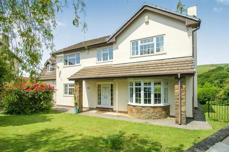 4 Bedrooms Detached House for sale in Darren View, Maesteg