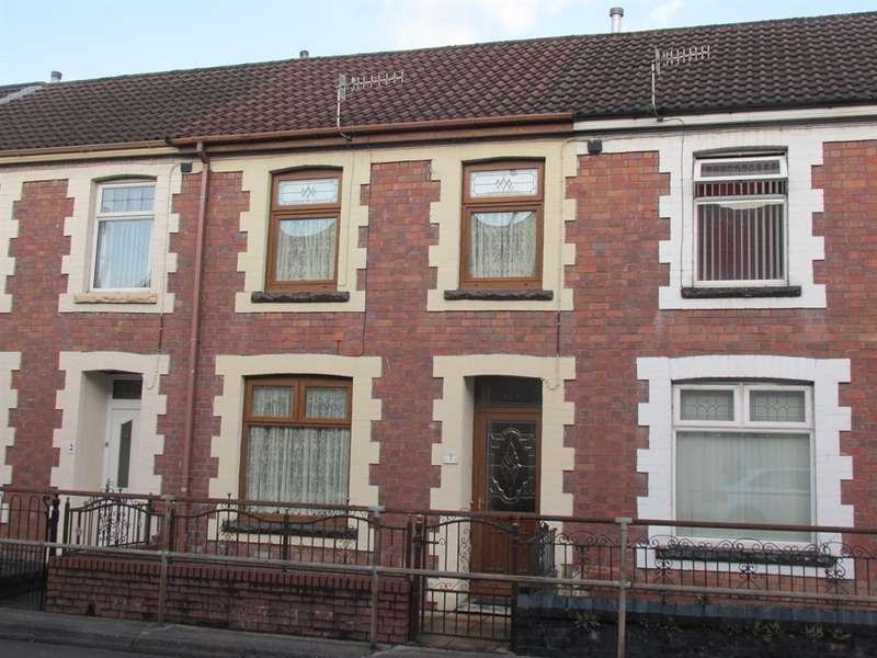 3 Bedrooms Terraced House for sale in Tydfil Terrace, Troedyrhiw, Merthyr Tydfil