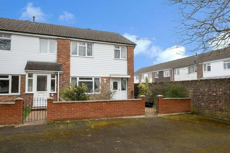 3 Bedrooms House for sale in Sutherland Close, Romsey