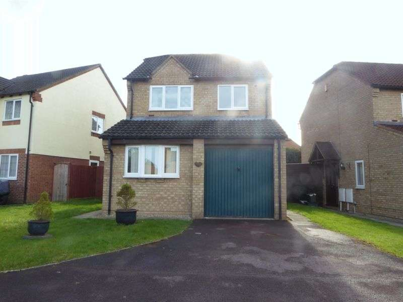3 Bedrooms Detached House for sale in Hillcot Close, Gloucester GL2 4FU