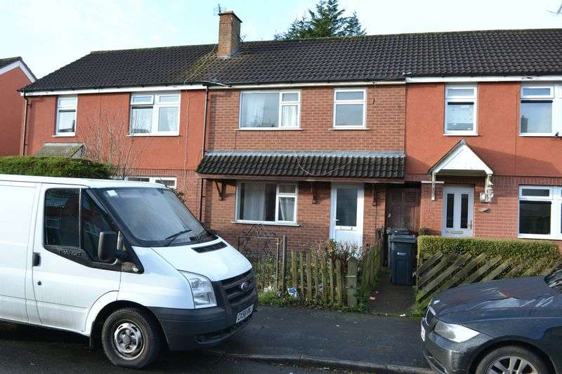 3 Bedrooms Terraced House for sale in Stratford Road, Chester