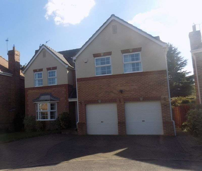 4 Bedrooms Detached House for sale in Park Mews, Retford