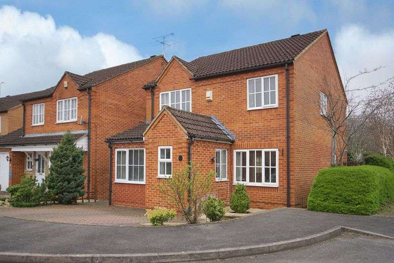 4 Bedrooms Detached House for sale in Bennetts Court Yate Bristol