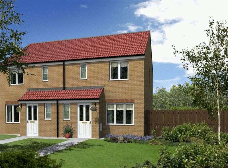 3 Bedrooms House for sale in Plot 31, The Hanbury at Emperor's Court, Mansfield, NG21 9FB