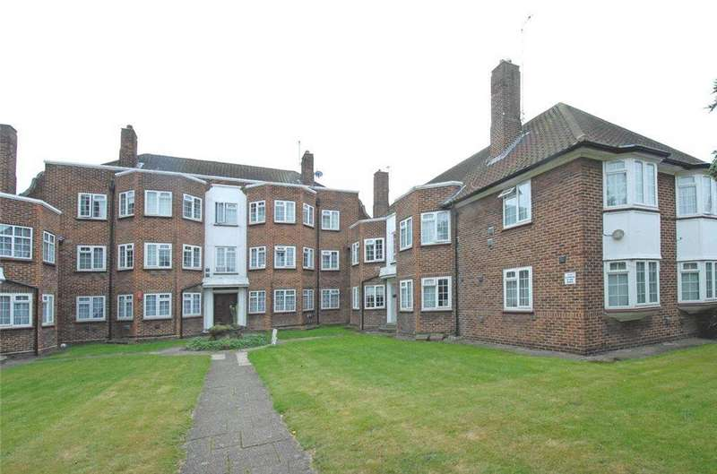 2 Bedrooms Maisonette Flat for sale in Vicarage Farm Road