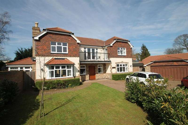 5 Bedrooms Detached House for sale in Bradbourne Lane, Ditton, Aylesford
