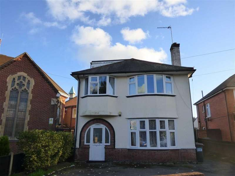 6 Bedrooms Detached House for rent in Jameson Road, Bournemouth, Dorset, BH9