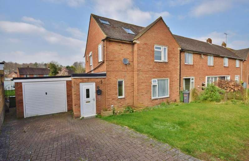 4 Bedrooms End Of Terrace House for sale in Oakridge, Basingstoke, RG21
