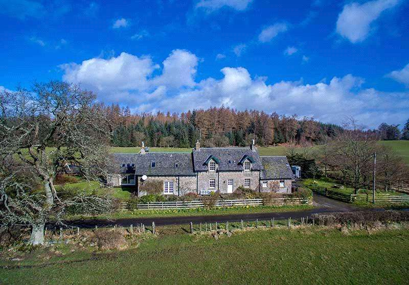 5 Bedrooms Equestrian Facility Character Property for sale in Ballabeg, Dykehead, Port of Menteith, Stirling, FK8
