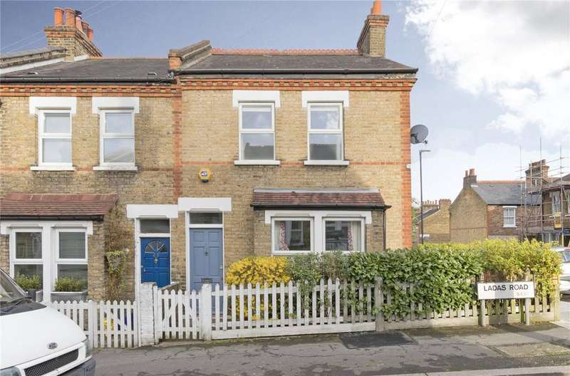 3 Bedrooms End Of Terrace House for sale in Ladas Road, West Norwood, London, SE27